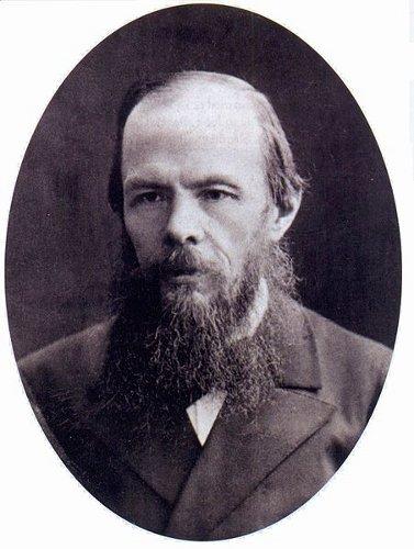 [Image: Photograph of Fyodor Mikhaylovich Dostoyevsky (]