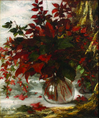 [Image: Elizabeth Boott Duveneck (1846–88), Autumn Leaves, oil on canvas, 63.5 x 53.3 cm, private collection, photo: William Vareika Fine Arts, Newport, RI]